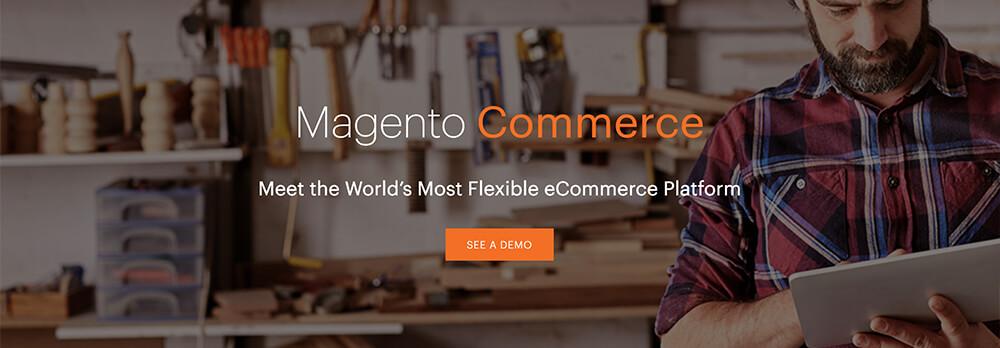 e-handelsplattform: magento