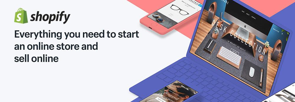 e-handelsplattformar: shopify