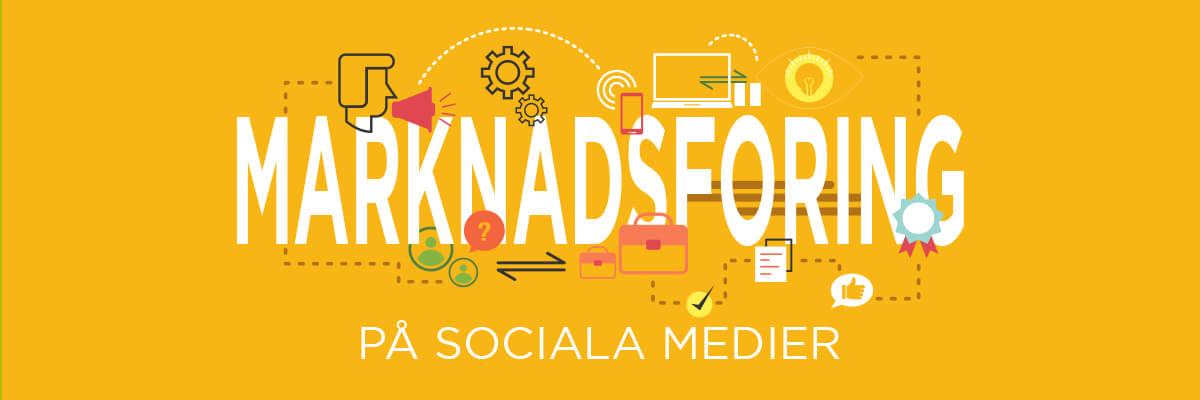 marknadsföring på sociala medier 2018