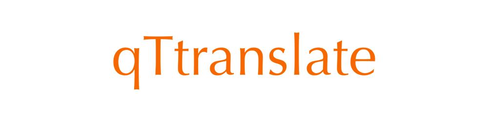 översättningstillägg - qTranslate