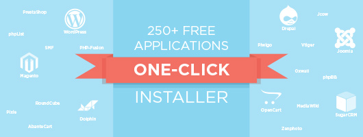 One click install of 400 free apps